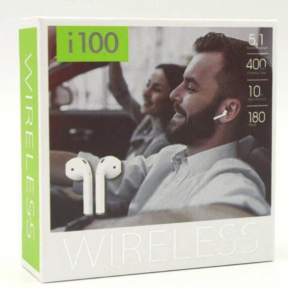 Audifonos I100 4