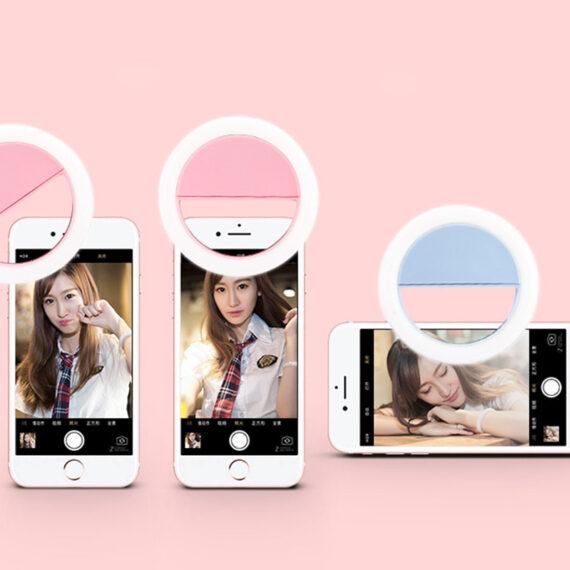 aro selfi celular 6