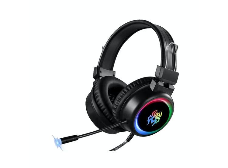 Audifonos Gamer V5 RGB 1