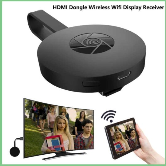 Chromecast WiFi 1